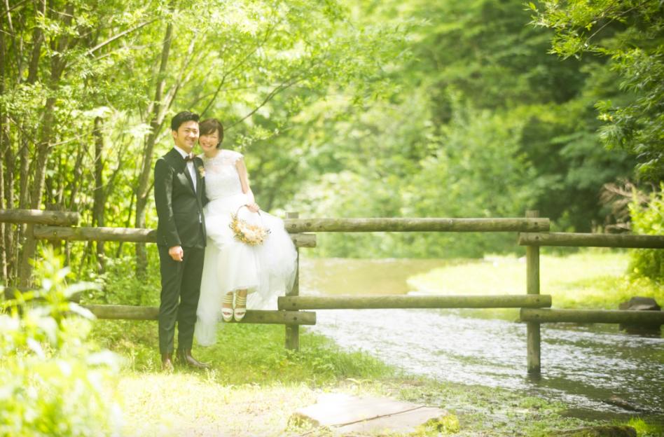 land wedding